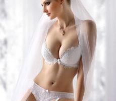 Как подобрать красивое женское белье к свадебному наряду