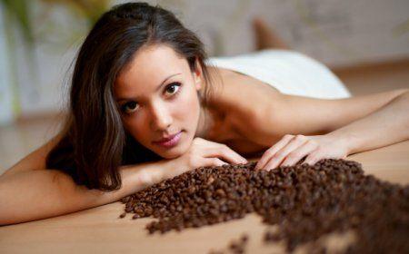 из геркулеса и кофе