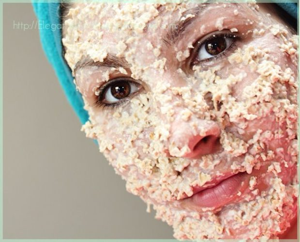 маска из геркулеса для лица